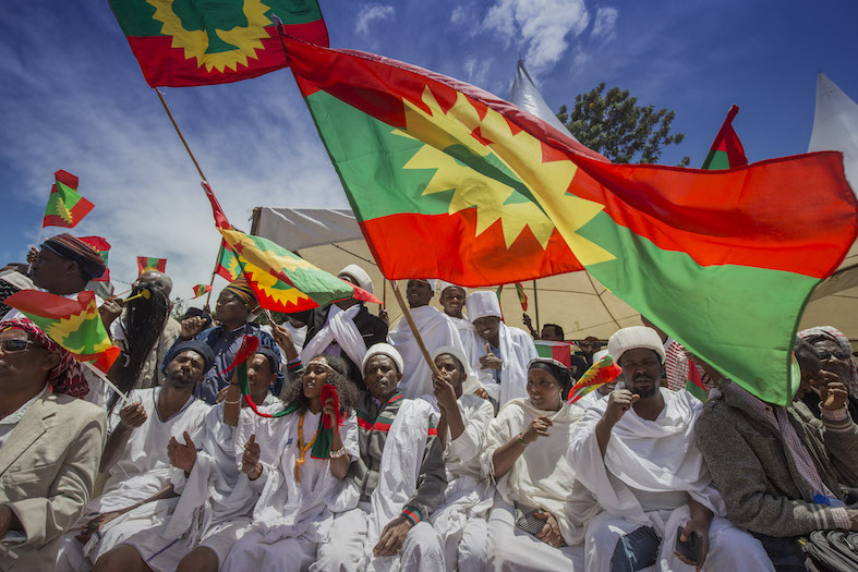 Oromo nationalism in the era of Prosperity Party
