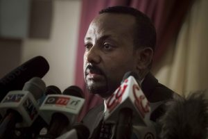 Abiy Ahmed in his words  Full translation of first press