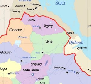 The Rayan people want an end to rule by Tigray - Ethiopia