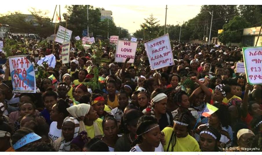 Sidama declares state of impatience - Ethiopia Insight
