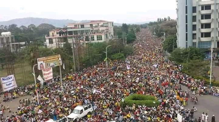 Time For Ethiopia To Bargain With Sidama Over Statehood