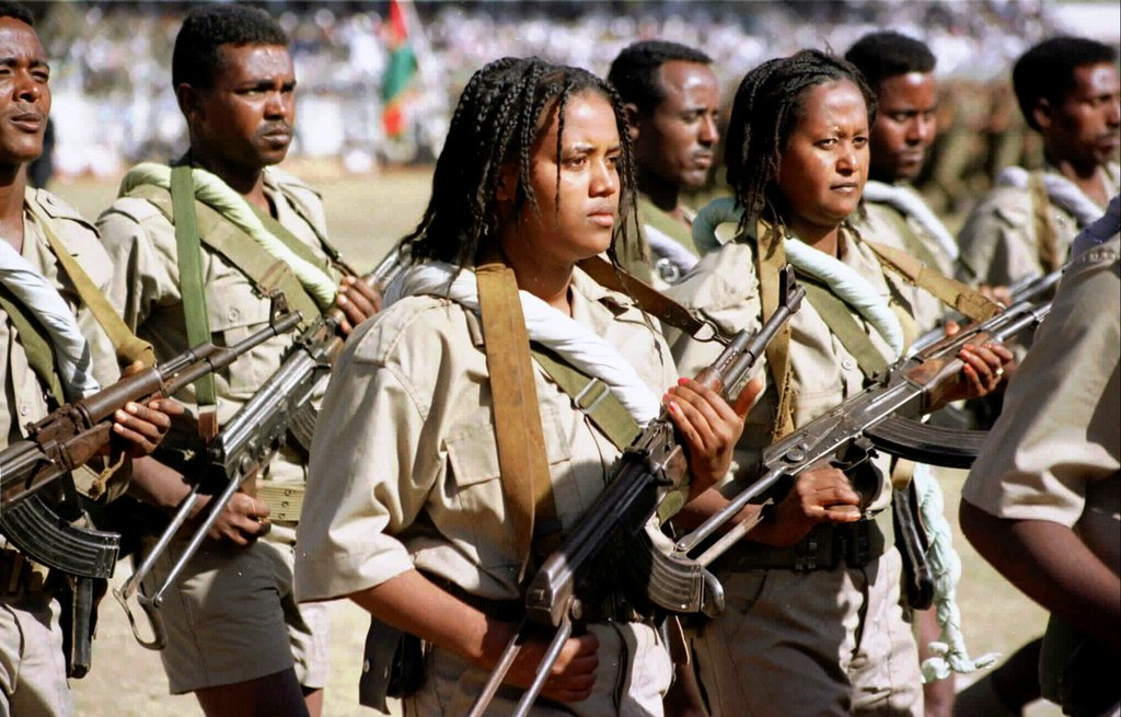 No peace for Eritrea's long-suffering female conscripts